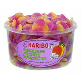 TUBE PECHES HARIBO x150