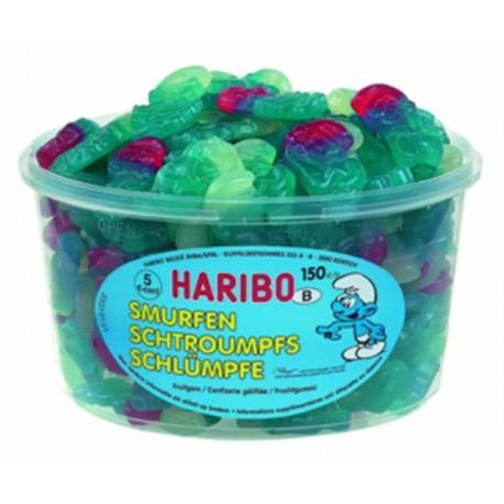 TUBE SCHTROUMPFS HARIBO x150