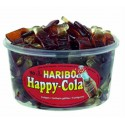 Haribo  HAPPY  COLA HARIBO  Tubo 150p