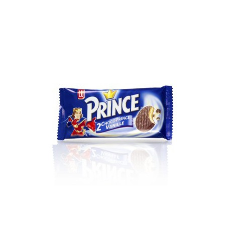 CHOCOPRINCE VANILLE !! DUO 2x25gr X20