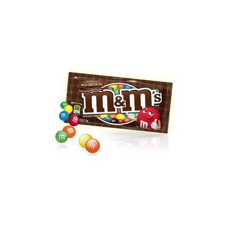 M&M'S CHOCOLAT  45 GR x24