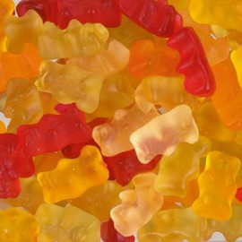 OURSONS D'OR  HARIBO VRAC