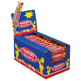 ROULETTES FRUITS HARIBO x50