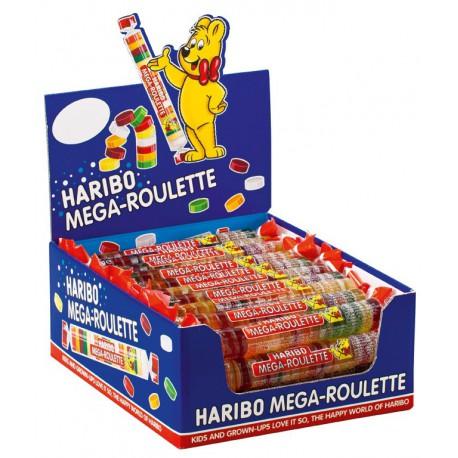 MEGA ROULETTE HARIBO x40