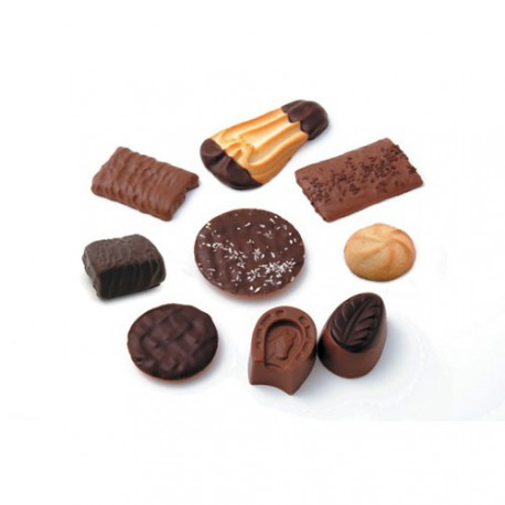 Assortiment Biscuits 120 pces