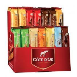 Côte d'Or Bâtons assortis 56 pièces