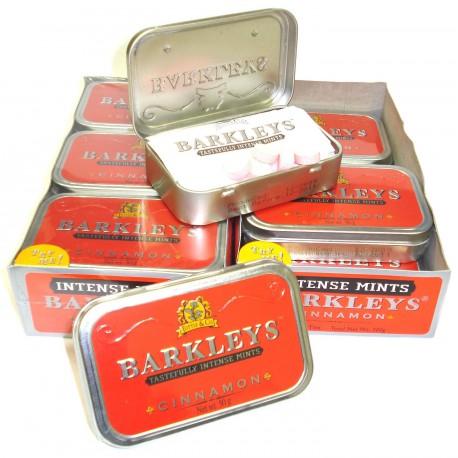Barkleys Cinnamon Intense x 6 pièces