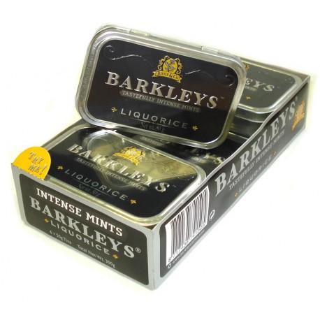 Barkleys Liquorice x 6 pces