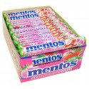Mentos Strawberry mix Boite de 40p