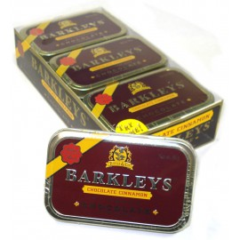 Barkleys Chocolate Cinnamon 50 gr x1