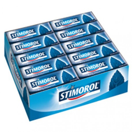 Stimorol Strong Peppermint x30