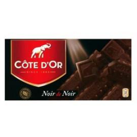 Côte d' Or Tablette Noir de Noir 400Gr (2x200)