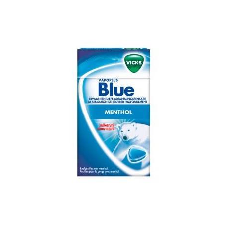 VICKS BLUE Sugarfree 40Gr x20
