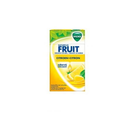 VICKS CITRON 40gr x20