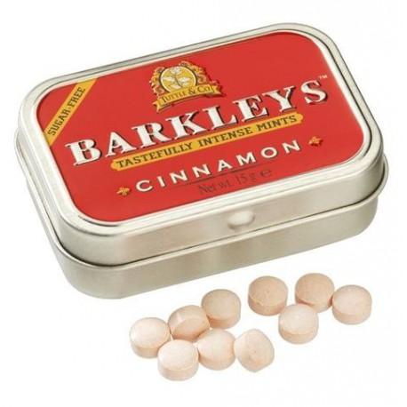 Barkleys mini pastilles cinnamon 15gr