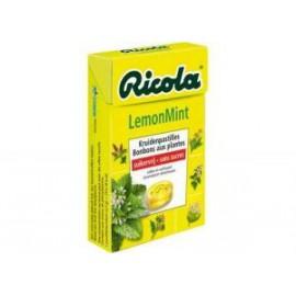 RICOLA LEMON 50Gr x1   (Q20 )