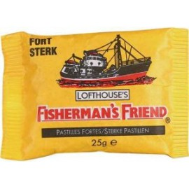 Fisherman's Friend Jaune 25Gr x24