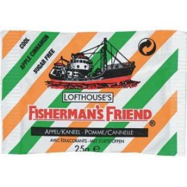 Fisherman's Friend Pomme Cannelle 25Gr x1  ( Q24 )