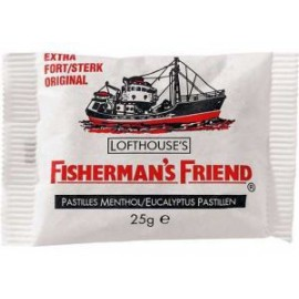 Fisherman's Friend Blanc 25Gr x24