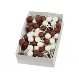 Sucettes Lolly  Chocolat x120