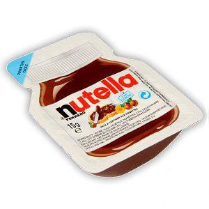 Nutella Portion