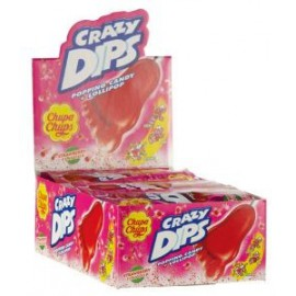 Crazy Dips Strawberry x24