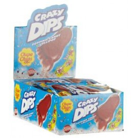 Crazy Dips Cola x24