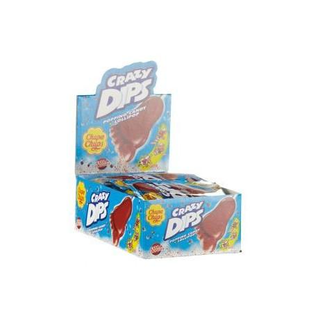 Crazy Dips Cola x24