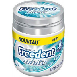 Freedent White Sweet Mint Box 60p x6