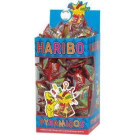 PYRAMIDOS 10Gr HARIBO x75