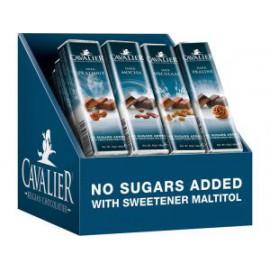 Baton Chocolat Sugarfree Cavalier 42 Gr ( Q32 )