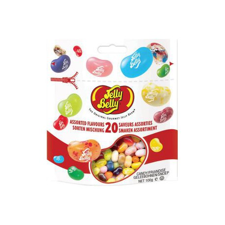Jelly Belly Classics Sachets 99Gr 20 Saveurs