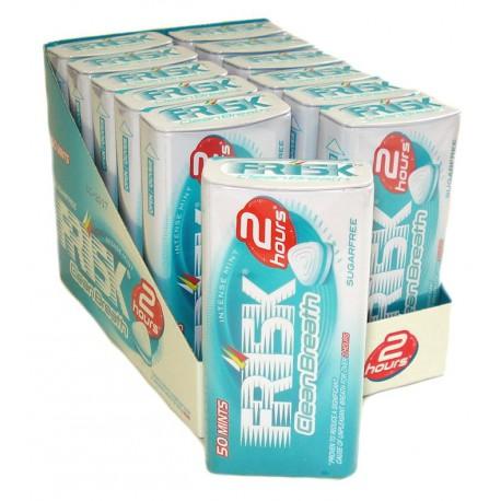 FRISK CLEAN BREATH Intense Mint 35Gr x1