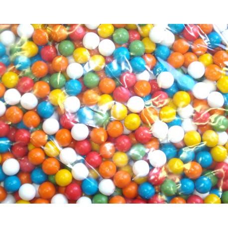 Billes Bubble Gum 2.8 gr 17 mm x 2.5 kg
