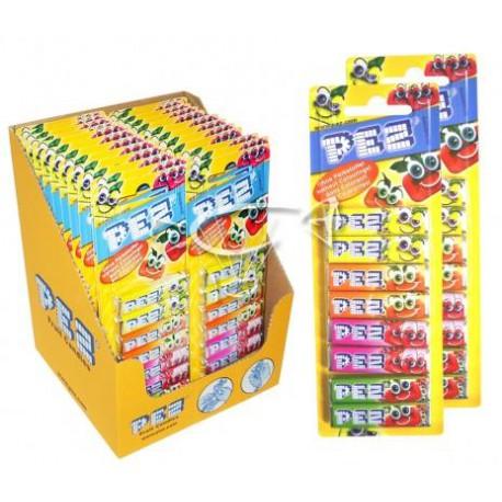PEZ Refill Fruit 8p  (Q24)