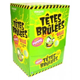 TETES BRULEES POMME 300p