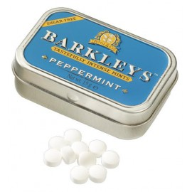 Barkleys Peppermint Sugarfree 15gr x1