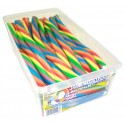 JUMBO STICKS Twisted Multicolor x40