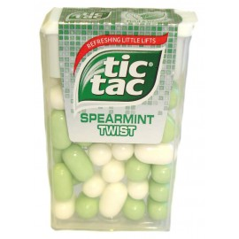 TIC TAC SPEARMINT Twist 18gr x 1
