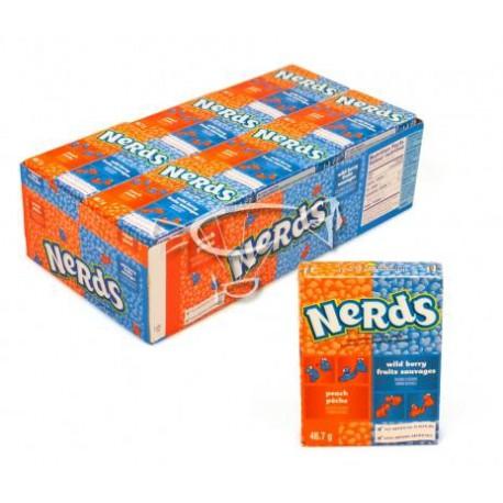 Wonka NERDS Wilberry Peach 46Gr ( Q24)