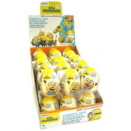 MINIONS Surprises Eggs x1