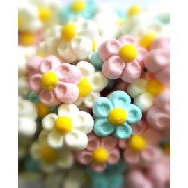 Marshmallow Fleurs Daisies 0.9 kg