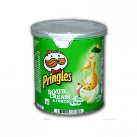 Pringles SOUR CREAM & Oignon 40Gr (Q12)
