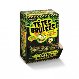 TETES BRULEES CITRON 300p
