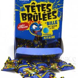 TETES BRULEES KITACHE FRAMBOISE 300p