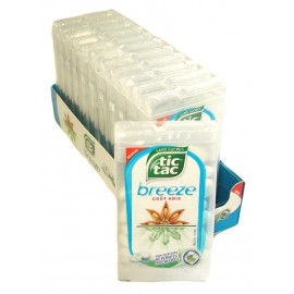 Tic Tac BREEZE ANIS Sugarfree 18gr x1