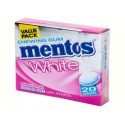 Mentos GUM White Bubble Fresh FliptopBox 20 dragées