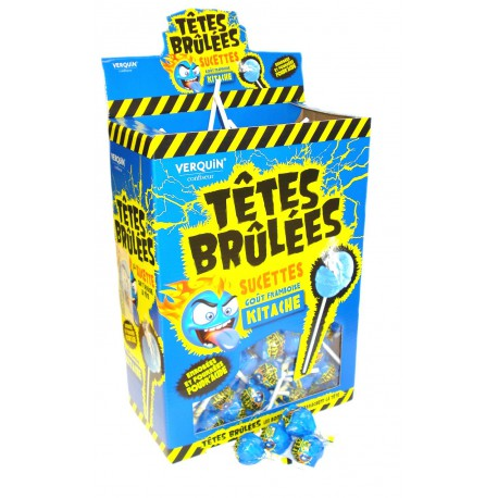 TETES BRULEES SUCETTE KITACHE 200p