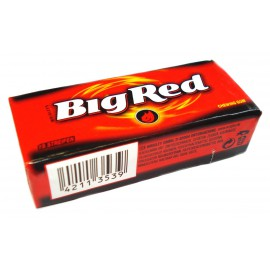 Big Red Chewing gum 15 sticks x1