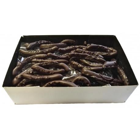 Orangettes au Chocolat noir 1 kg